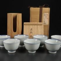 清風 煎茶碗