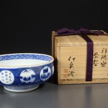 竹泉 沓茶碗