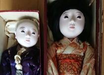 丸平 市松人形