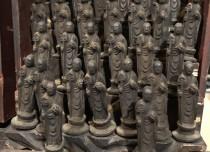 古銅 千体地蔵